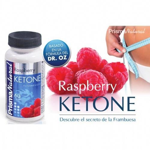 Raspberry ketone (60 capsulas)