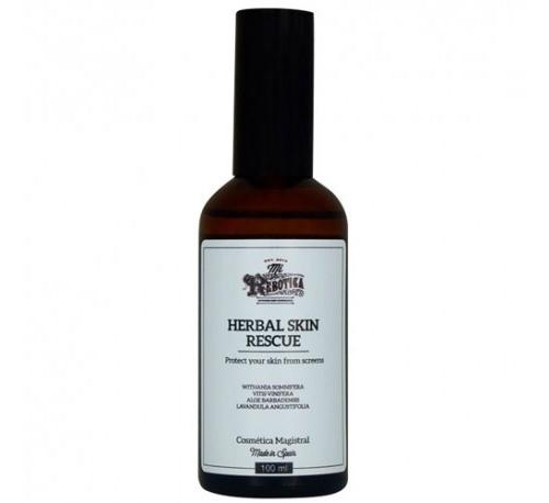 Mi rebotica herbal skin rescue + REGALO DE UN COLLAR