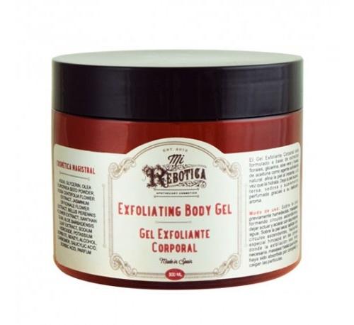 Mi rebotica gel exfoliante corporal 300ml