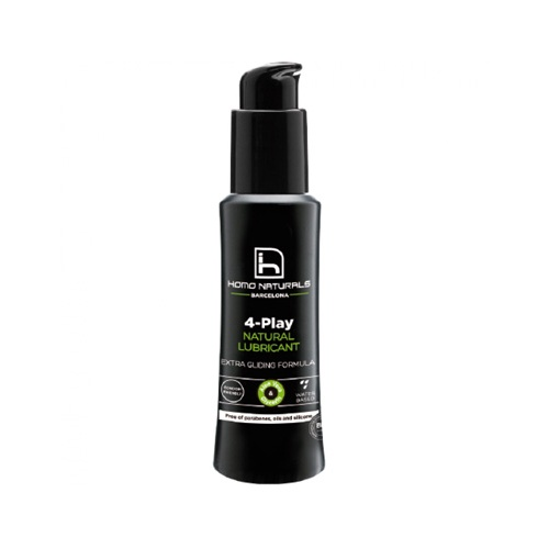 Homo naturals 4play lubricant 100ml