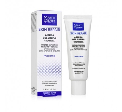 Martiderm arnika fps 30 gel crema (50 ml)