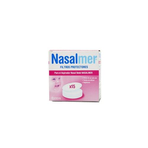 Nasalmer filtros protectores (15 u)