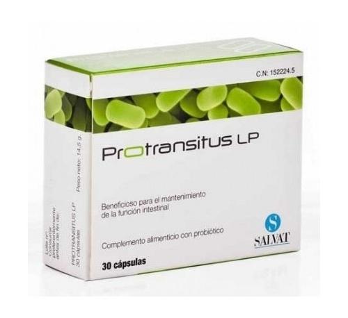 Protransitus lp (30 capsulas)
