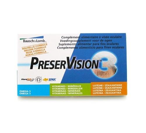 Preservision 3 (60 capsulas)