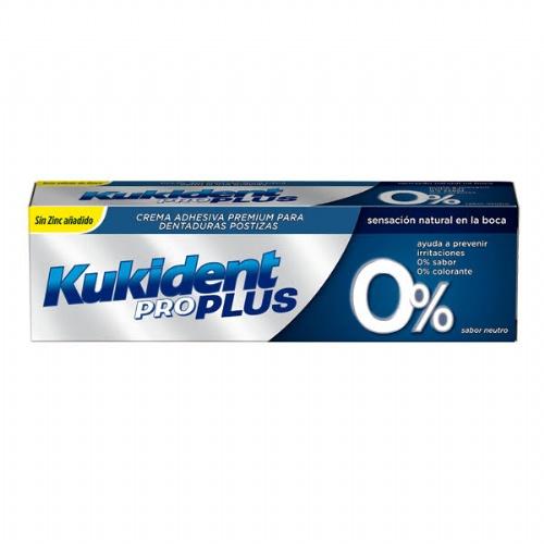 Kukident pro plus - crema adh protesis dental (40 g)