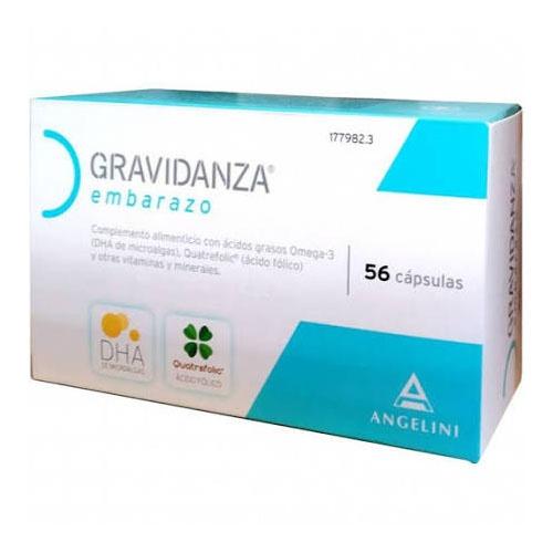 Gravidanza embarazo (56 capsulas)