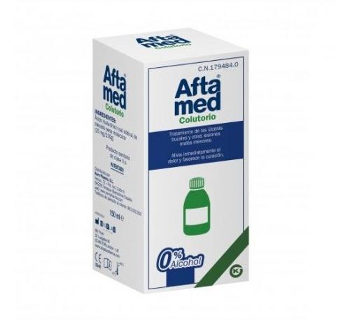 Aftamed colutorio (150 ml)