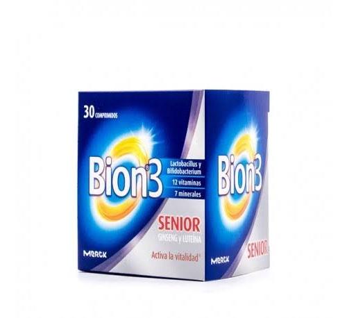 Bion 3 senior (30 comprimidos)
