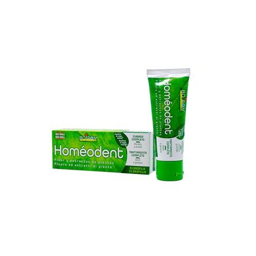 Homeodent pasta dental (clorofila 75 ml)