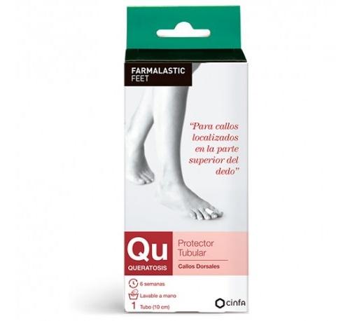 Protector tubular - farmalastic feet (t-med)