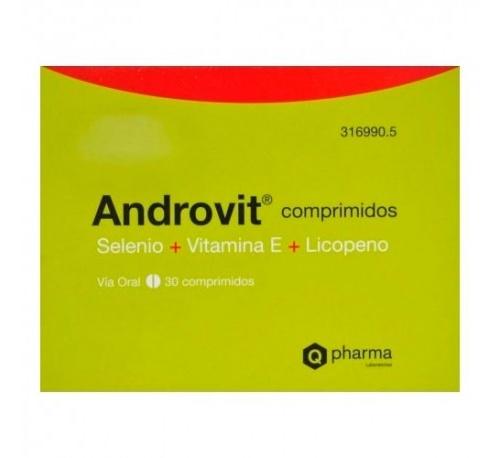 Androvit (30 comprimidos)