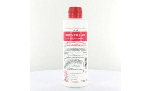Suentillas solucion esteril liquido lentillas (250 ml)