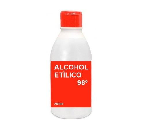 Alcohol 96º - acofar (1 frasco 250 ml)