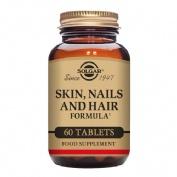 Solgar pelo piel y uñas 60 comprimidos