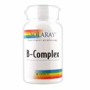Solaray b complex 50mg x 50 capsulas