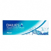 Lentillas alcon dailies de 30 -1.25d