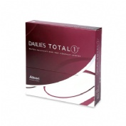 Lentillas alcon dailies total 1 de 90 -1.00d