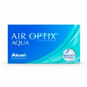 Lentillas Alcon Air Optix plus Hydraglyde -1.00d