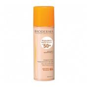 Photoderm nude spf 50+ - bioderma (color natural 40 ml)