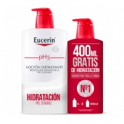 Eucerin family pack ph5 1l+400ml