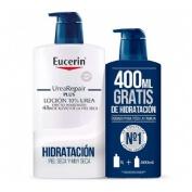 Eucerin pack urearepair plus 1000ml+400ml