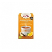 Yogi tea  bolsita jengibre naranja