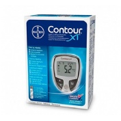 Glucometro sistema medidor analisis glucemia - contour xt