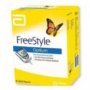 Glucometro y medidor de c cetonicos/ sangre - freestyle optium (starter pack)