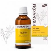 Pranarom aceite vegetal de ricino bio 50ml