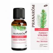 Pranarom mezcla difusion bio fuerza y vital 30ml