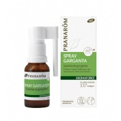 Pranarom aromaforce spray garganta 15ml