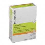 Pranarom oleocaps 2 gastro y urinarias x 30 caps