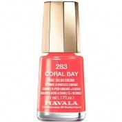 Mavala esmalte coral bay 283