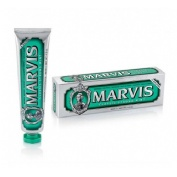 Pasta de dientes marvis classic strong mint 75