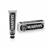 Marvis pasta de dientes amarelli licorice 85 ml