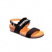 Sandalia scholl chantal sandal black t37