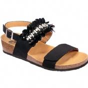 Sandalia scholl chantal sandal black t41