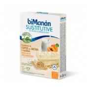 Bimanan barrira vegetal yogur 6 barritas