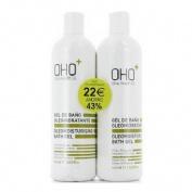 Oho duplo gel de baño oleohidratante