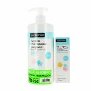 Suavinex pack locion hidra 750+crema facial