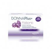 Donna plus + floboric capsulas vaginales (7 capsulas vaginales)