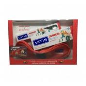 Kity dental vitis junior (gel + cepillo)