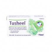 Heel tusheel 30 peliculas bucodispersables