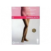 Panty comp normal 140 den - farmalastic (camel t- med)