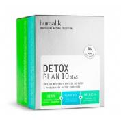 Detox plan 10 dias (10 sobres + 10 comprimidos)