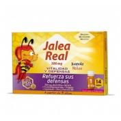 Juanola jalea real niños vitalidad y defensas (14 viales)
