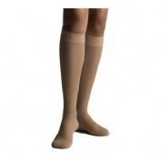 Media corta (a-d) comp normal - farmalastic (beige t- med)