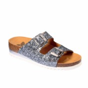 Sandalia scholl glam ss2 pewter t38