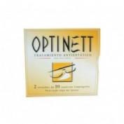 Optinett toallitas limpiadoras gafas caja de 10