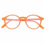 Gafas de lectura didinsky reading uffizi carrot +0.0  con filtro azul para ordenador